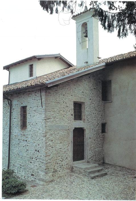 ICEPA Costruzioni Albizzate - Ristrutturazione CHIESA SUMIRAGO