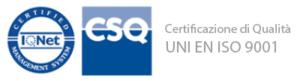 Certificati Qualità UNI EN ISO 9001 - ICEPA Costruzioni Albizzate